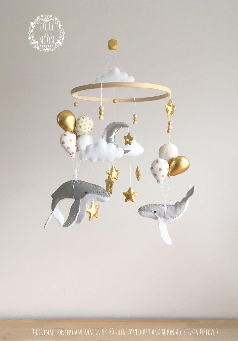Photo of Flying Whales by Dolly and Moon