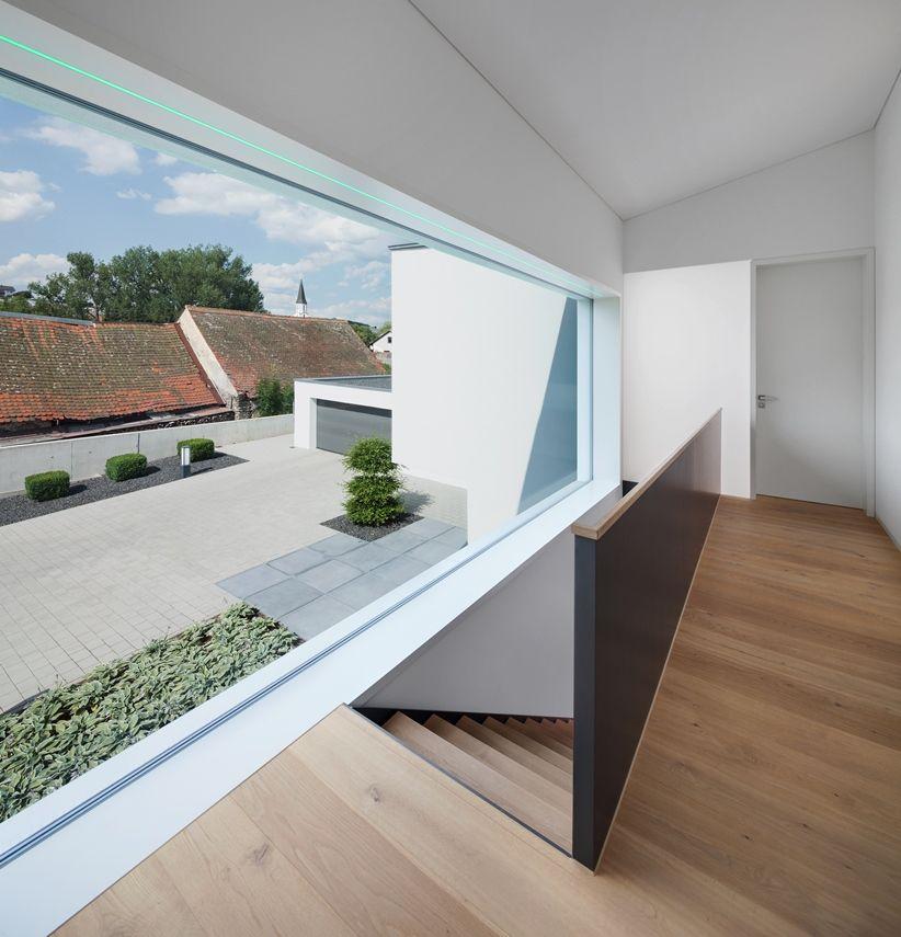 Berschneider + Berschneider, Architekten BDA + Innenarchitekten, Neumarkt: Neubau WH I Oberpfalz (2015) #arquitectonico