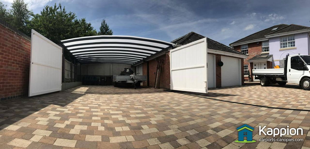 Handmade Carports & Canopies (With images) Canopy