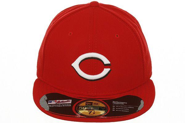 3a5d39ba399ae New Era Authentic Cincinnati Reds  550. nuevas