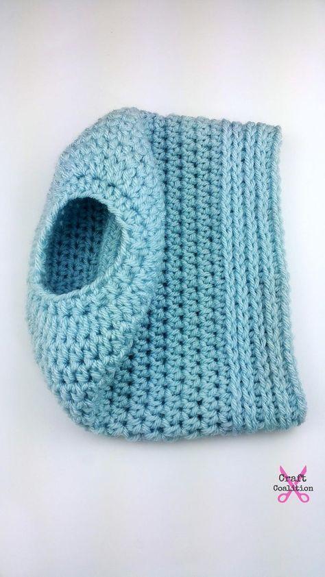 Simplicity Crochet Bun Hat Free Crochet Crochet And Patterns