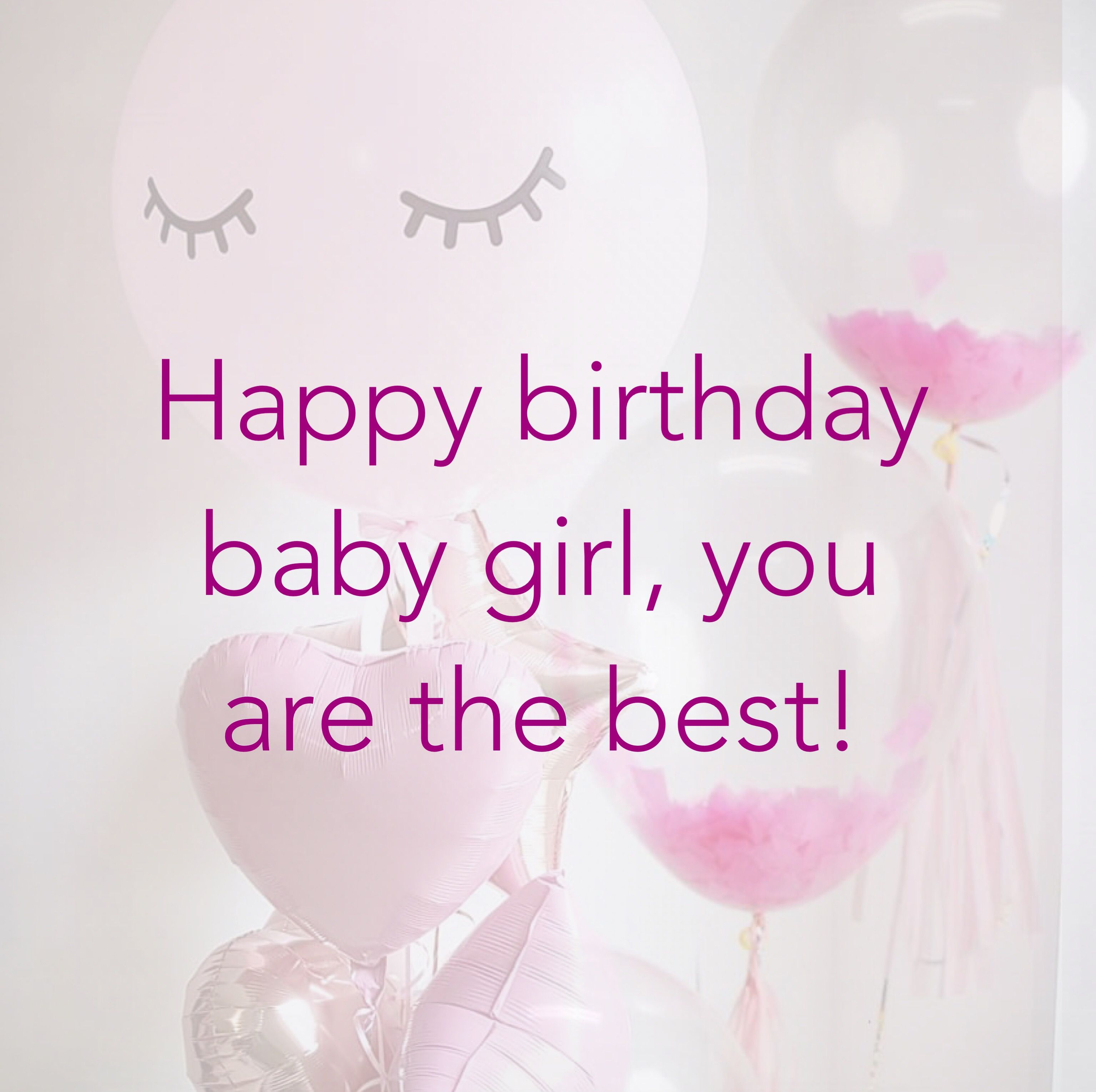 Happy Birthday Wishes For Girlfriend Romantic, Funny