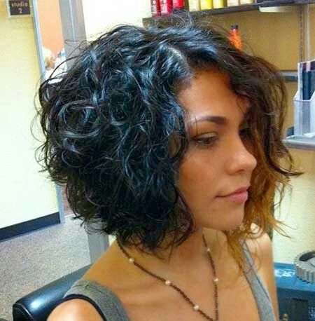 Permalink to 30 Easy Hairstyles for Short Curly Hair