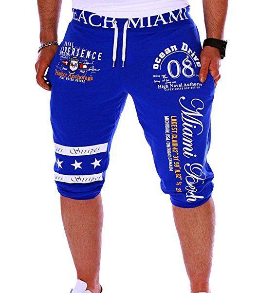 34 Shorts Herren Freizeithosen Ctooo Hose Sommer Sport Kurze Ibf7y6gvmY