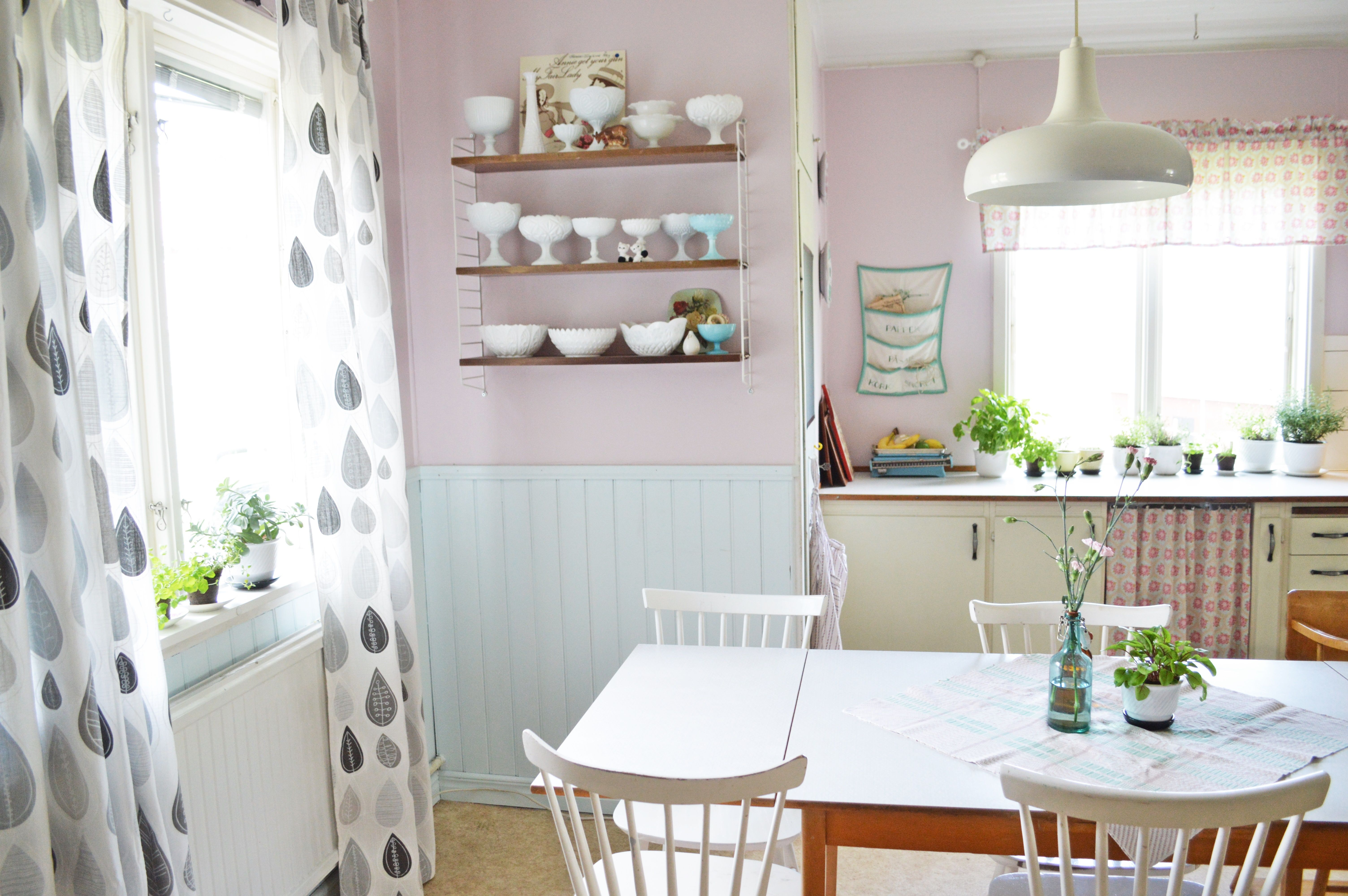 Enchanting Retro Chalkboards For Kitchen Pattern - Kitchen Cabinets ...