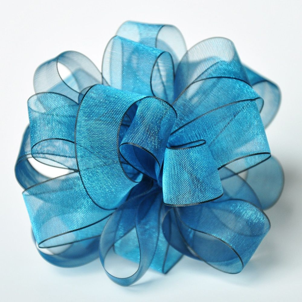 Organza Ribbon Wholesale gift wrapping decoration