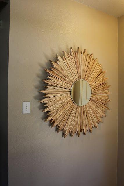 Twenty Six To Life Dig It Joy S Diy Sunburst Mirror Starburst Mirror Diy Mirror Sunburst Mirror
