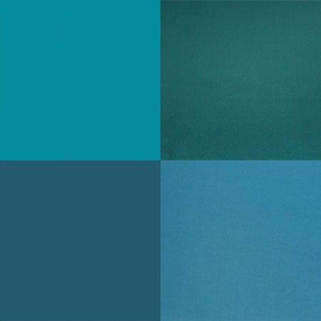 Oser le bleu canard sur ses murs ? ~ AU 303 HOME DECO - Tuto DIY ...
