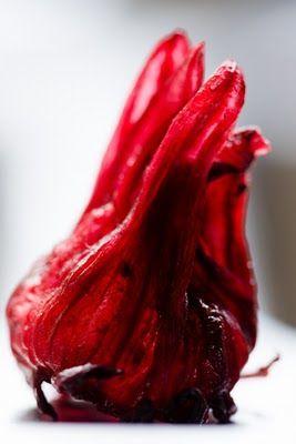 Candied Flowers Hibiscus Receta Rosella Hibiscus Tea Candy Flowers Y Hibiscus Recipe