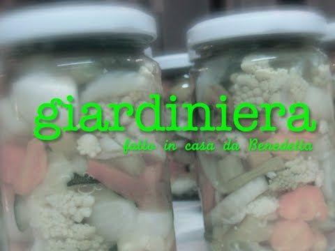 Giardiniera di verdure in agrodolce fatta in casa da for Gnocchi di ricotta fatto in casa da benedetta