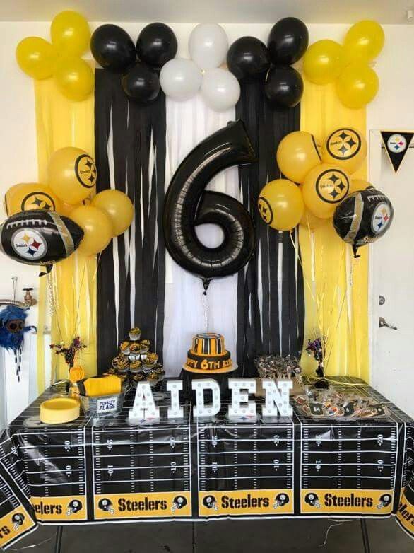 Pittsburg steelers theme party thanks to bianca for the amazing pittsburg steelers theme party thanks to bianca for the amazing picture filmwisefo Gallery