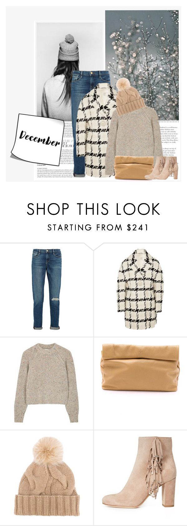 """""""Sin título #2582"""" by liliblue ❤ liked on Polyvore featuring Frame, Alexander McQueen, Étoile Isabel Marant, Marie Turnor, Loro Piana and Diane Von Furstenberg"""