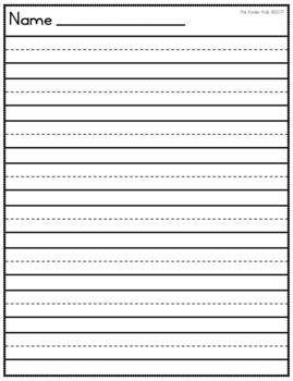 Elementary school writing paper 756866