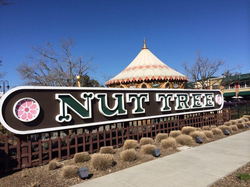 Nut Tree Plaza Vacaville Ca Us Vacation Spots California