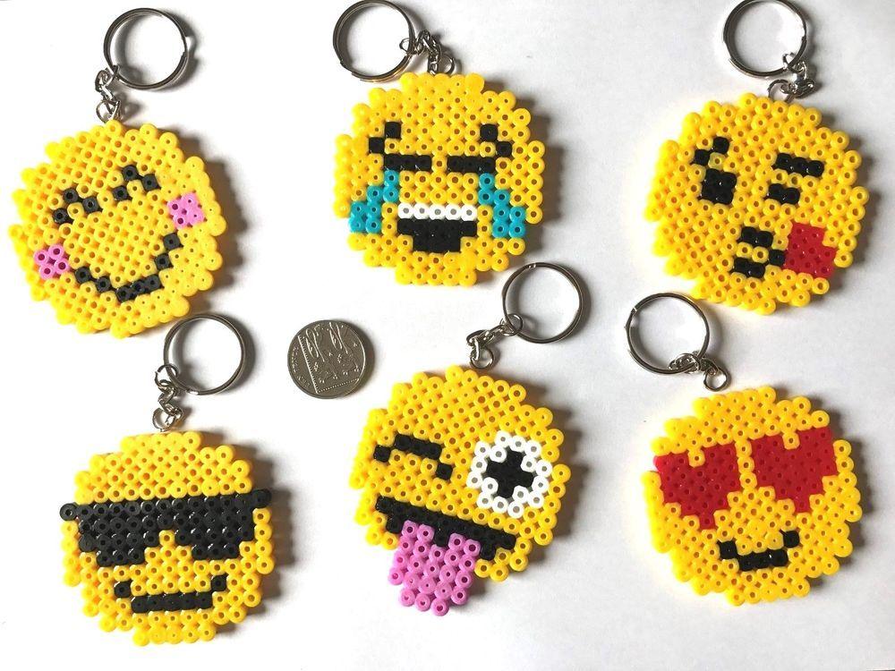 Mini Perler Beads Emoji Patterns Awesome Mini Perler Bead Patterns