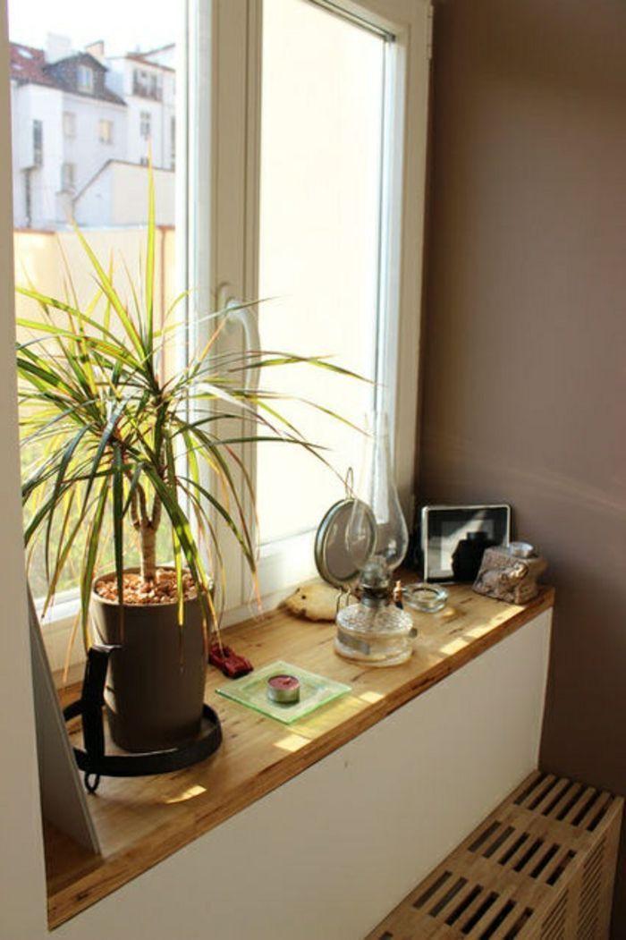 1001+ tolle Ideen für Fensterbank aus Holz in Ihrem