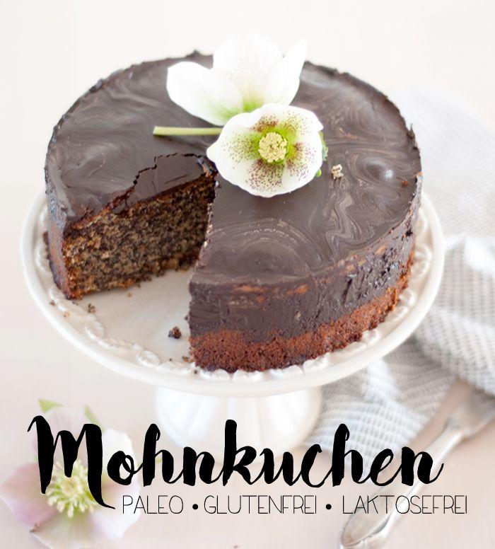 Saftiger Mohn-Nuss-Kuchen ohne Mehl – Carey&CleanEatingS