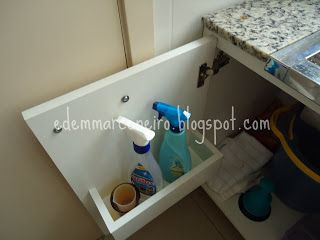 Armario Para Tanque De Lavar Roupas Em Inox Tanque De Lavar