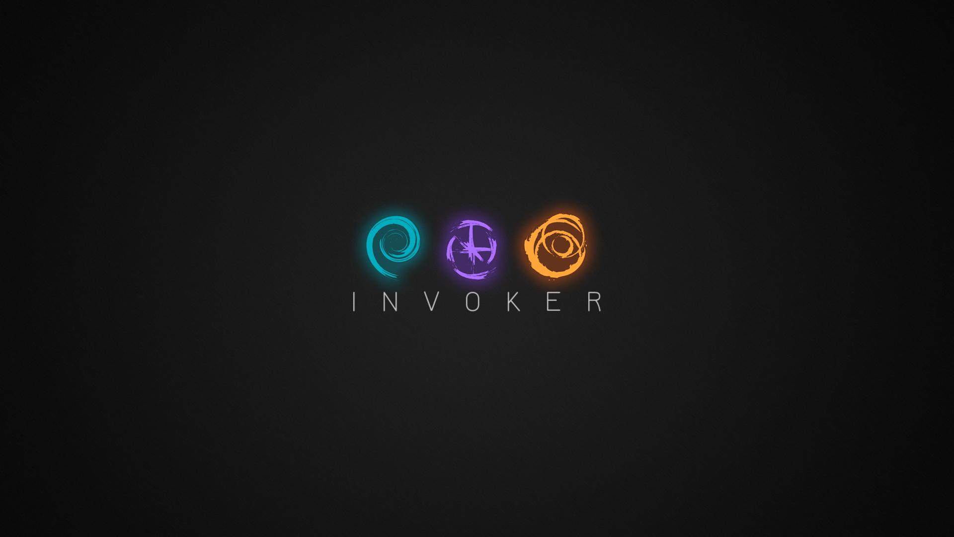 Hd Invoker Wallpaper Hd Dota 2 On Windows Wallpaper Full Hd With