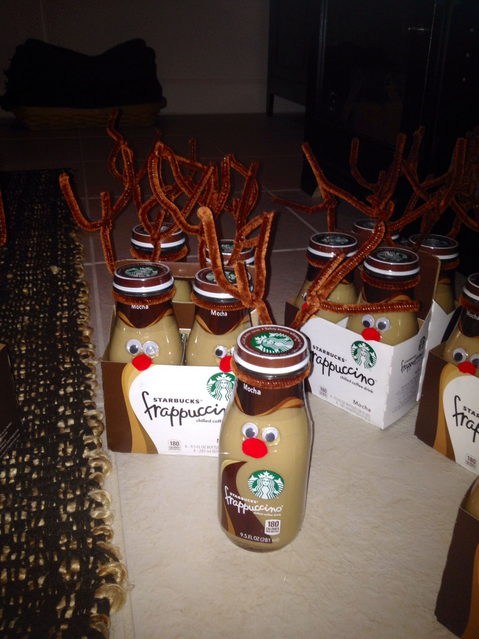 Frappy Holidays! Christmas DIY gifts | holiday | Pinterest ...