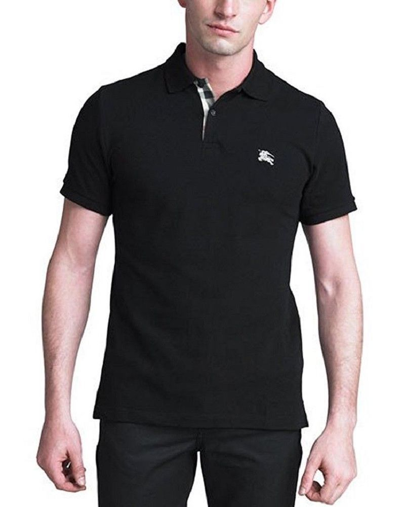 131c97b35f1fd Burberry Brit Men's Casual Black Polo Shirt Long Sleeve #fashion #clothing  #shoes #accessories #mensclothing #shirts (ebay link)