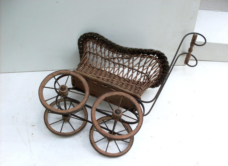 Perego Kinderwagen Aus Antiken viktorianischen er