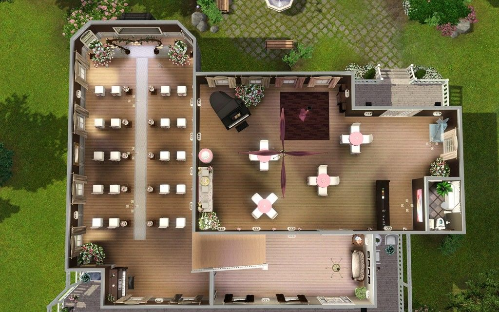 Image result for sims 3 wedding venues | The Sims | Sims 3