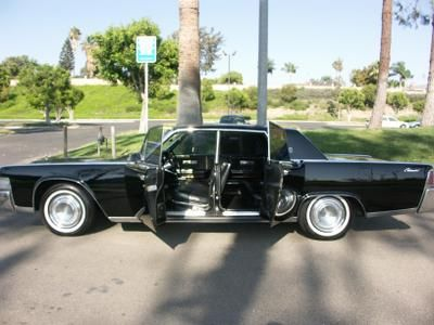 1965 lincoln continental from the matrix automotive. Black Bedroom Furniture Sets. Home Design Ideas