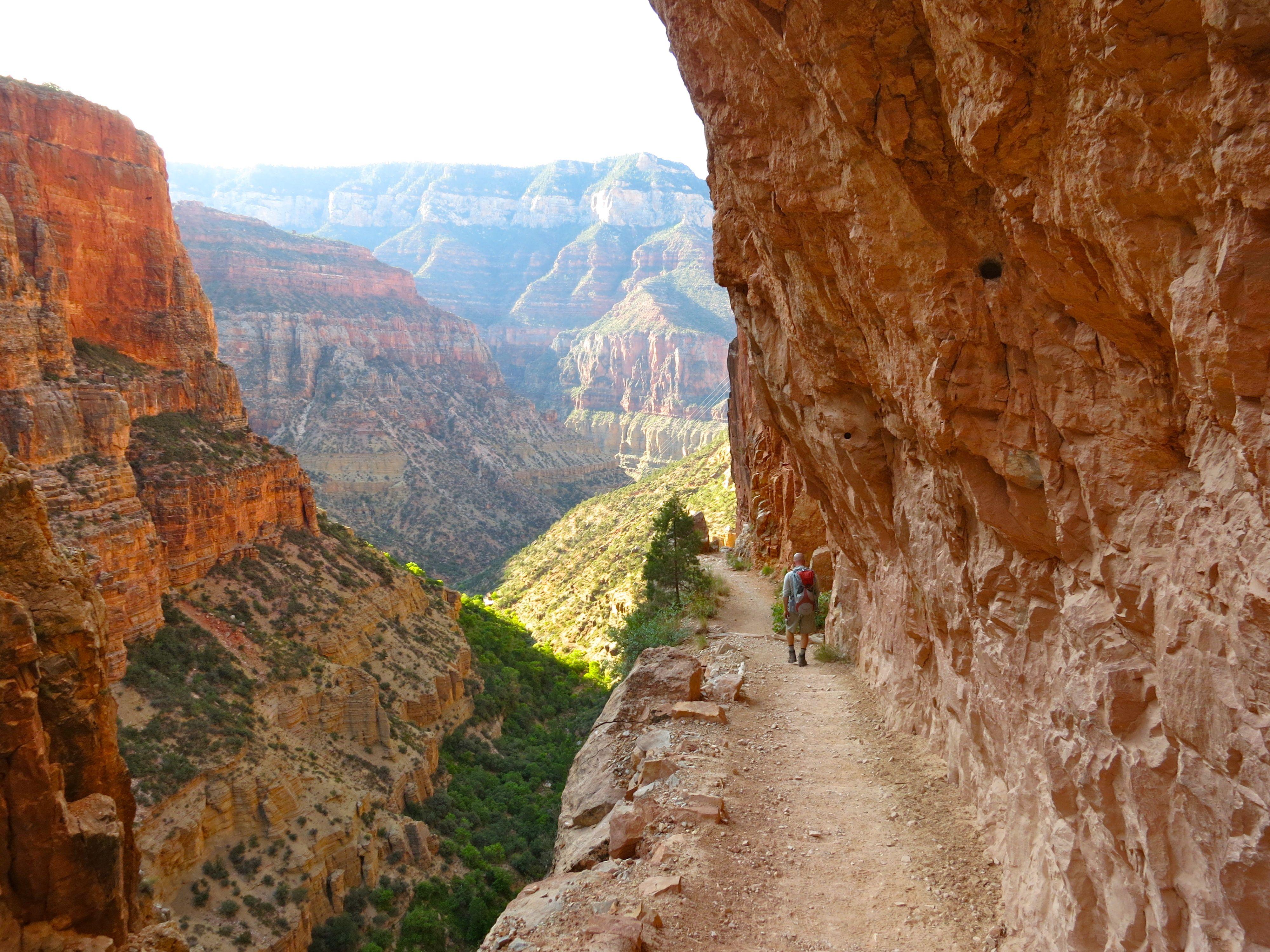 grand canyon rim to rim trail map Google Search AMERICA 3