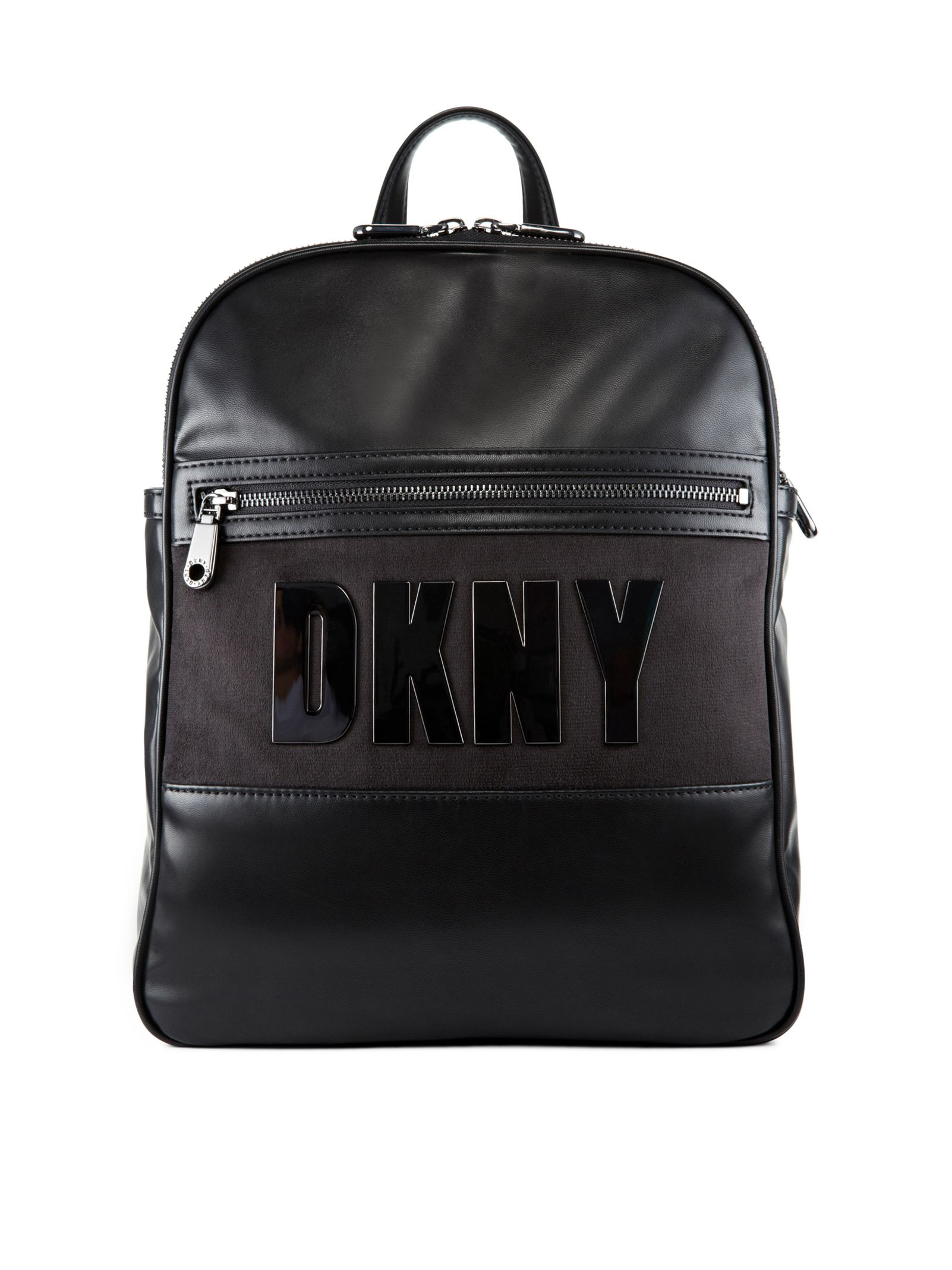 68ebbd8b13 DKNY Letter Backpack