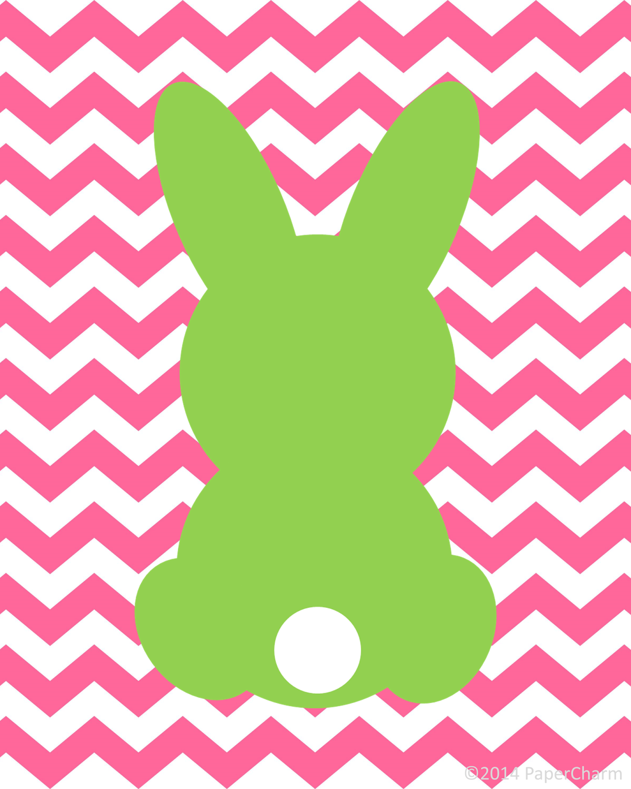 free bunny printable easter art fun and colorful printable for easter just print it
