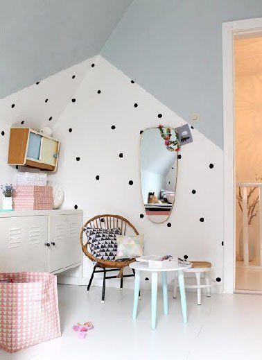 Couleur Dco Pour La Peinture Chambre Fille  Peindre Le Plafond