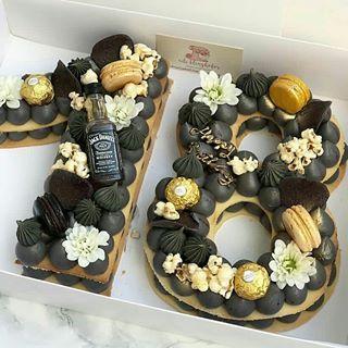 کدوم کیک خوشگلتره؟