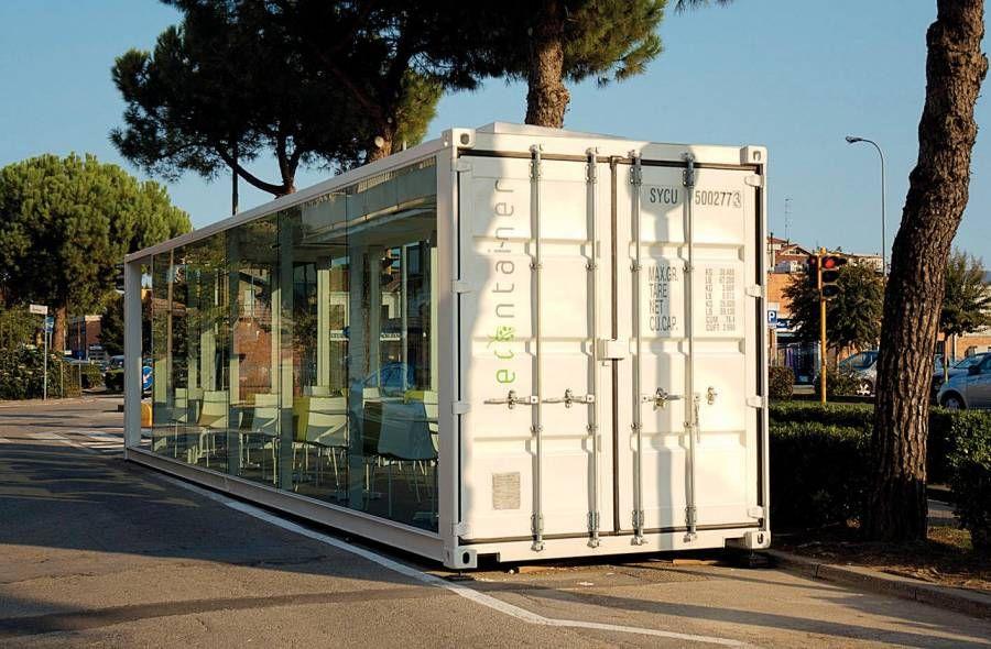 Il giornale dell 39 architettura econtainer a ravenna for Giornale architettura