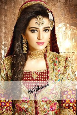 Ather Shahzad Signature Bridal Makeup Perfect Hair Styles Http Www Fashioncluba Com 2017 01 Aather Bridal Makeup Latest Bridal Makeup Bridal Makeup Artist