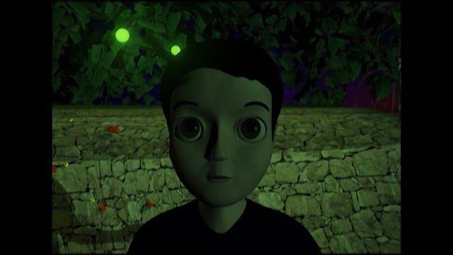 Proyecto final de  carrera  tecnología  en Animación 3D,  versión  de 2 min aproximadamente, narra  lo que  ocurre  en la imaginación de un niño de 7 años que  descubre las maravillas  naturales  históricas  y culturales de su pais