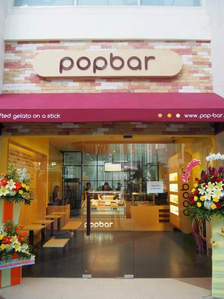 Popbar Jakarta at the Epiwalk Mall! Gelato, Popsicles
