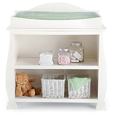 Savanna Bella Changing Table - Off White - jcpenney | For the Future ...