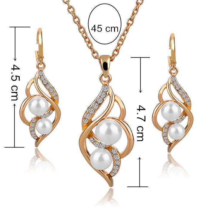 Aliexpress.com  Compre Moda indiana jóias Set acessórios do casamento  brincos de… bf5031be89