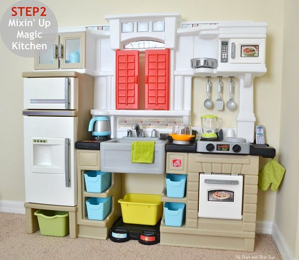 Step2 Mixin Up Magic Play Kitchen Review Baby Things