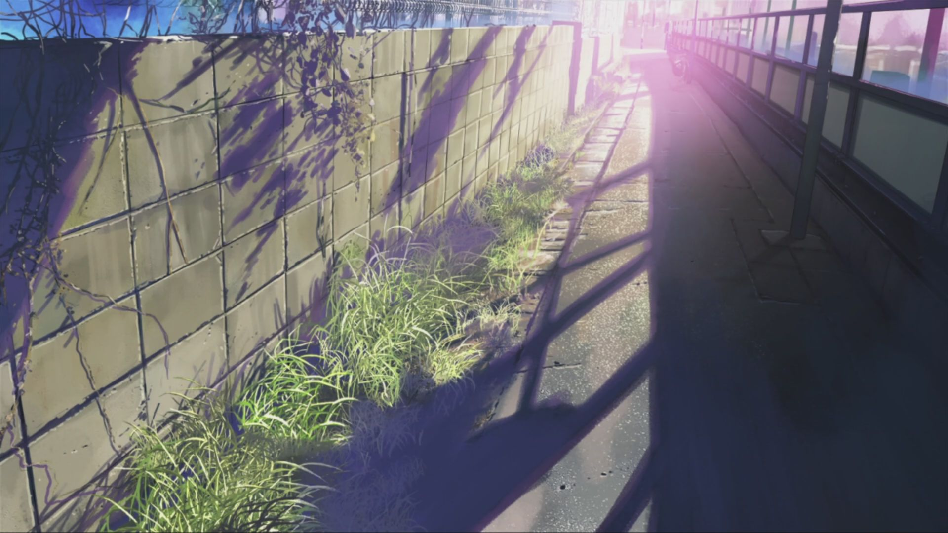 Makoto Shinkai (With images) Anime pixel art