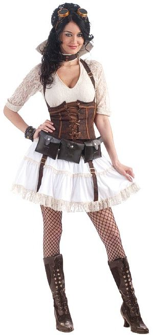 Steampunk Sally Adult Costume