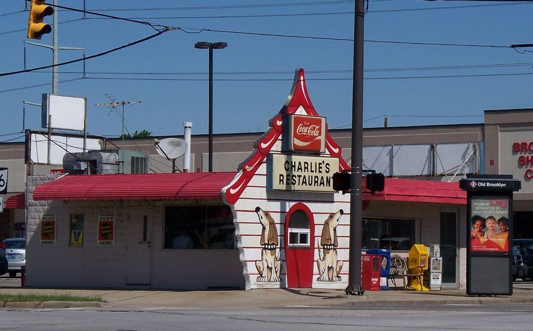 Charlie S Dog House Diner 2102 Brookpark Rd Cleveland The