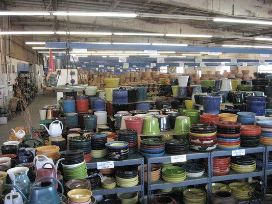 Pottery Manufacturing And Distribution