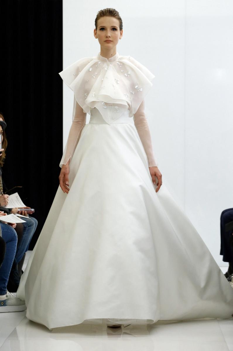 bridal trends hot off the spring runways wedding dresses