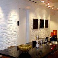 pannelli-onde-marine-parete-cucina | interior design | Pinterest ...