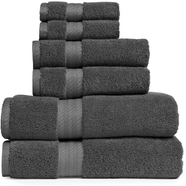 Royal Velvet Premium Cotton 6 Pc Bath Towel Set 40 Liked On