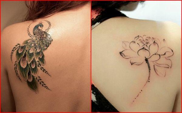 Schulter frau schöne tattoos 46 coole