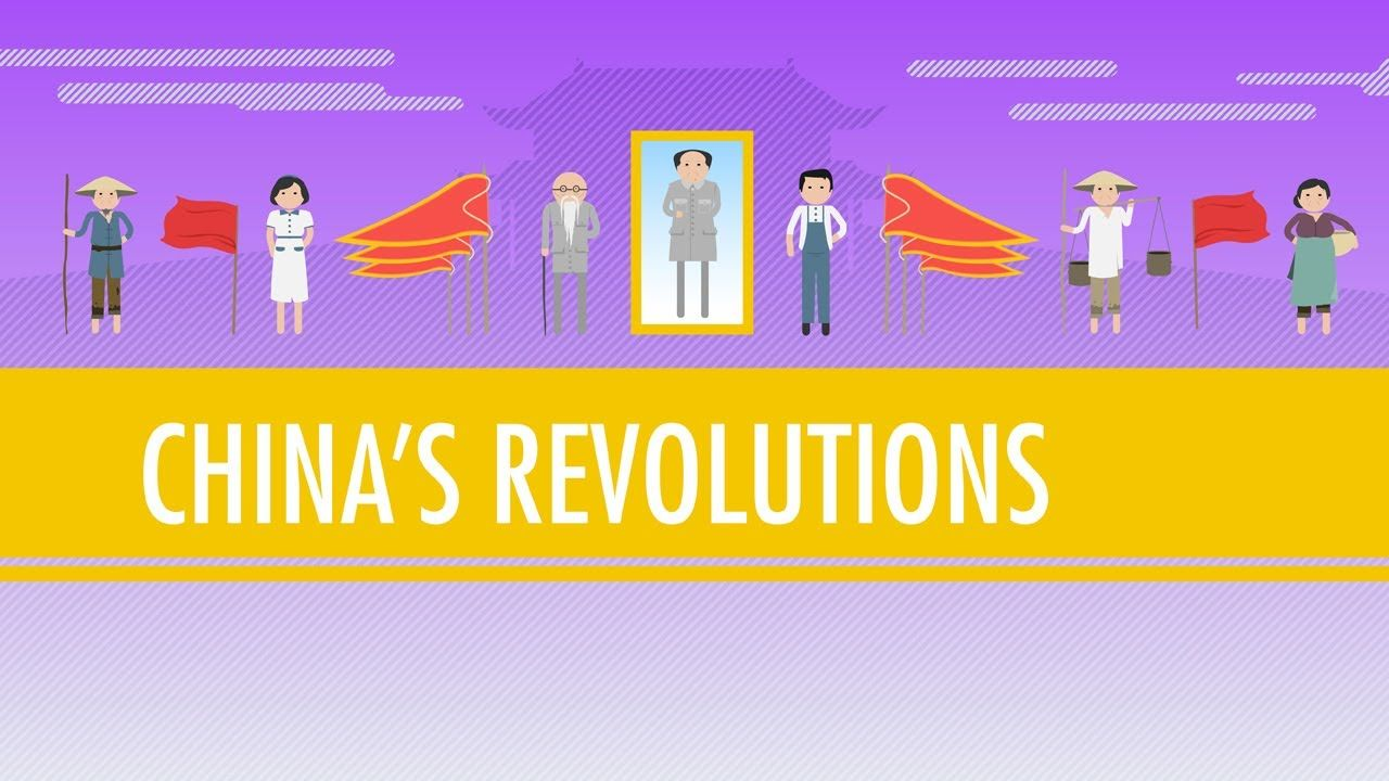 Communists Nationalists And China S Revolutions Crash Course World History Crash Course Teaching History