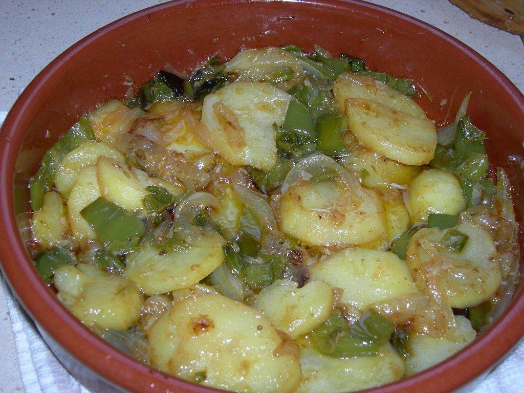 Recetas econ micas patatas a lo pobre recetas for Cocinar patatas a lo pobre